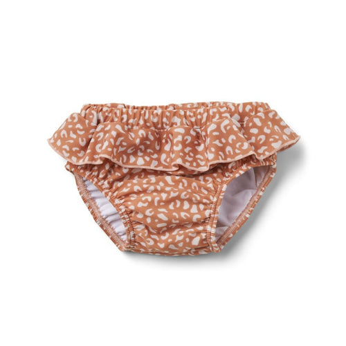 Liewood Elise Baby Girl Swim Pants - Mini Leo Tuscany Rose