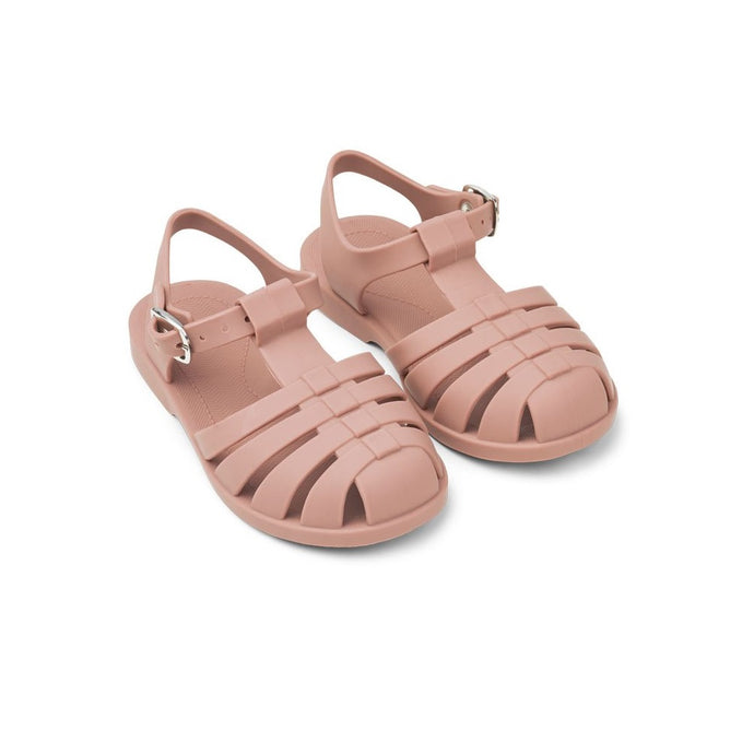 Liewood Bre Sandals - Dark Rose