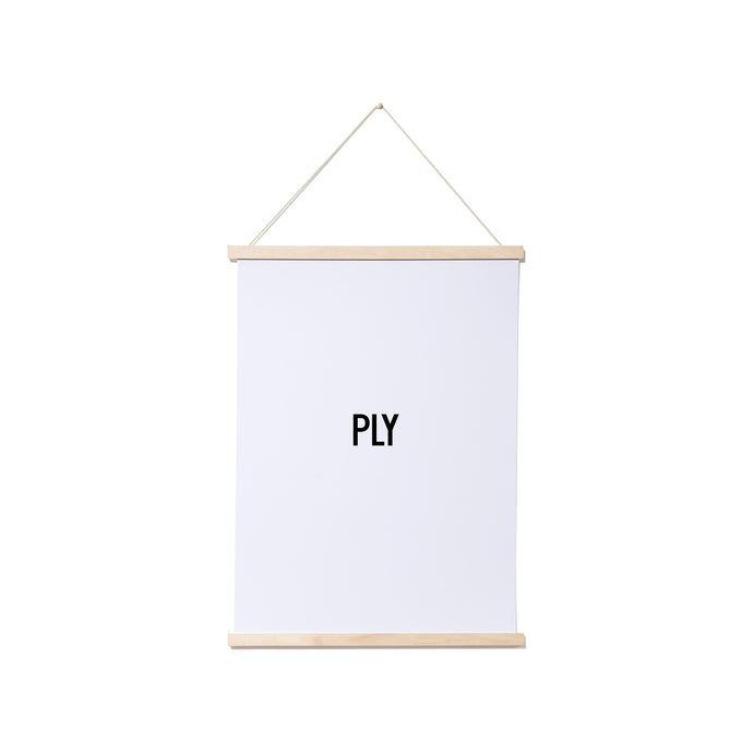 Moxon A2 Magnetic Picture Frame - Ply
