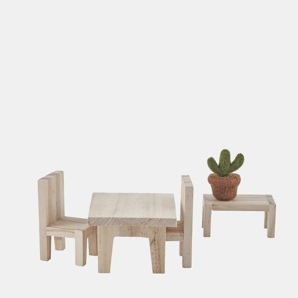 Olli Ella Holdie Furniture - Dining Room Set | Soren's House