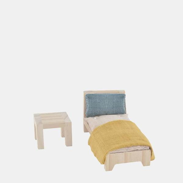 Olli Ella Holdie Furniture - Single Bed Set | Soren's House