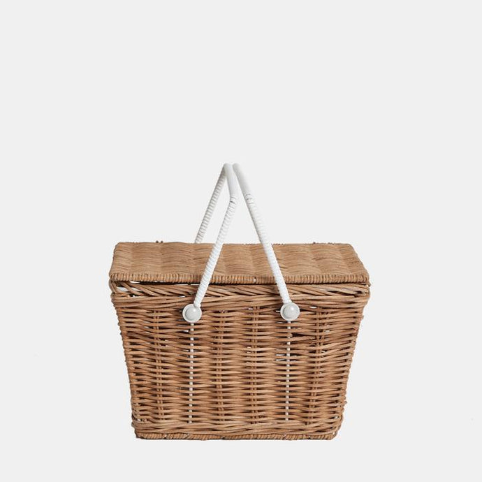 Olli Ella Piki Basket - Natural | Soren's House