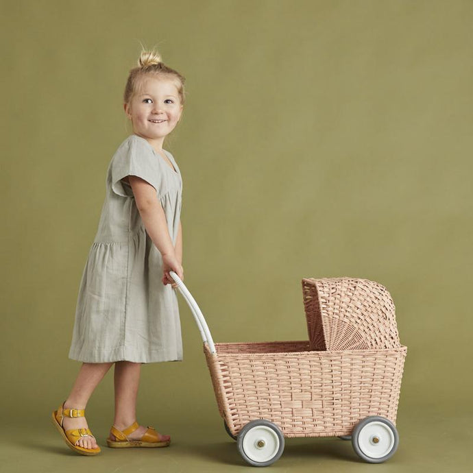 Olli Ella Strolley - Rose (FREE DELIVERY)