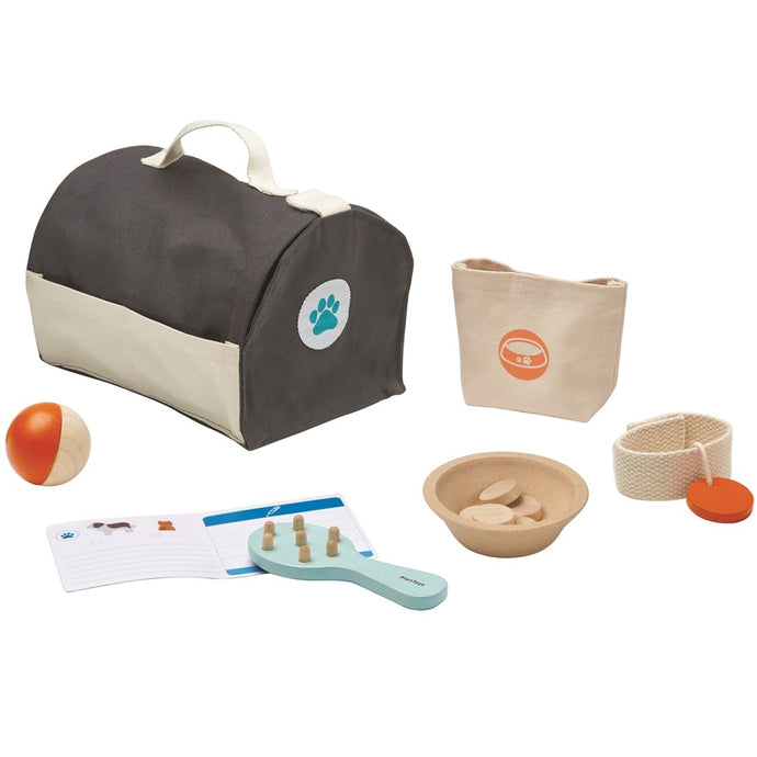 Plan Toys Pet Care Set