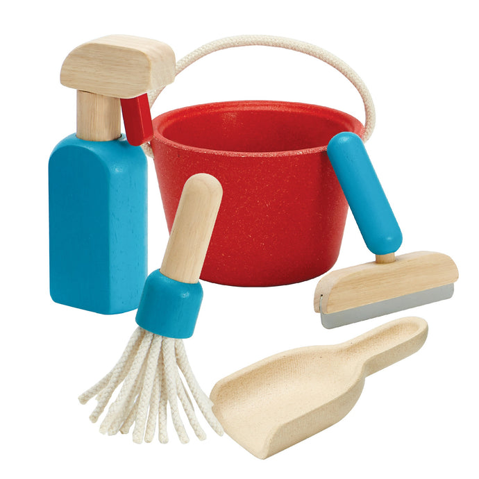 Plan Toys Cleaning Set