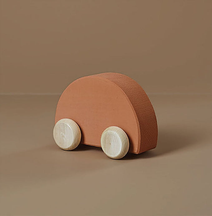 Raduga Grez Toy Car - Apricot