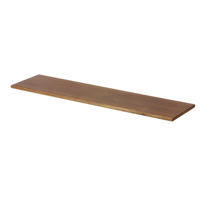 Ferm Living Wooden Shelf - Smoked Oak