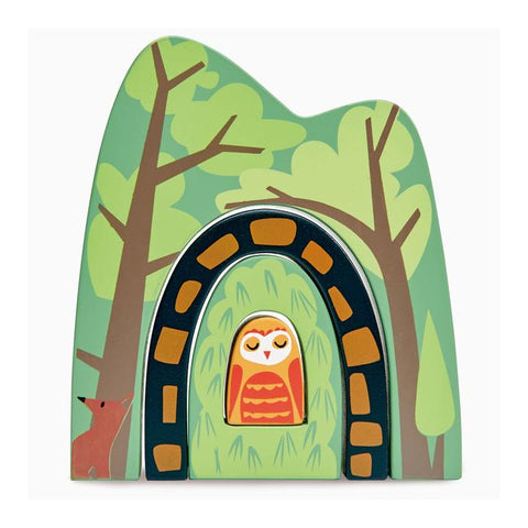 Tender Leaf Toys - Wooden Forest Tunnels