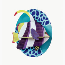 Studio Roof 3D Model Wall Decor - Marine Angelfish