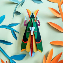 Studio Roof 3D Model Wall Decor - Grasshopper