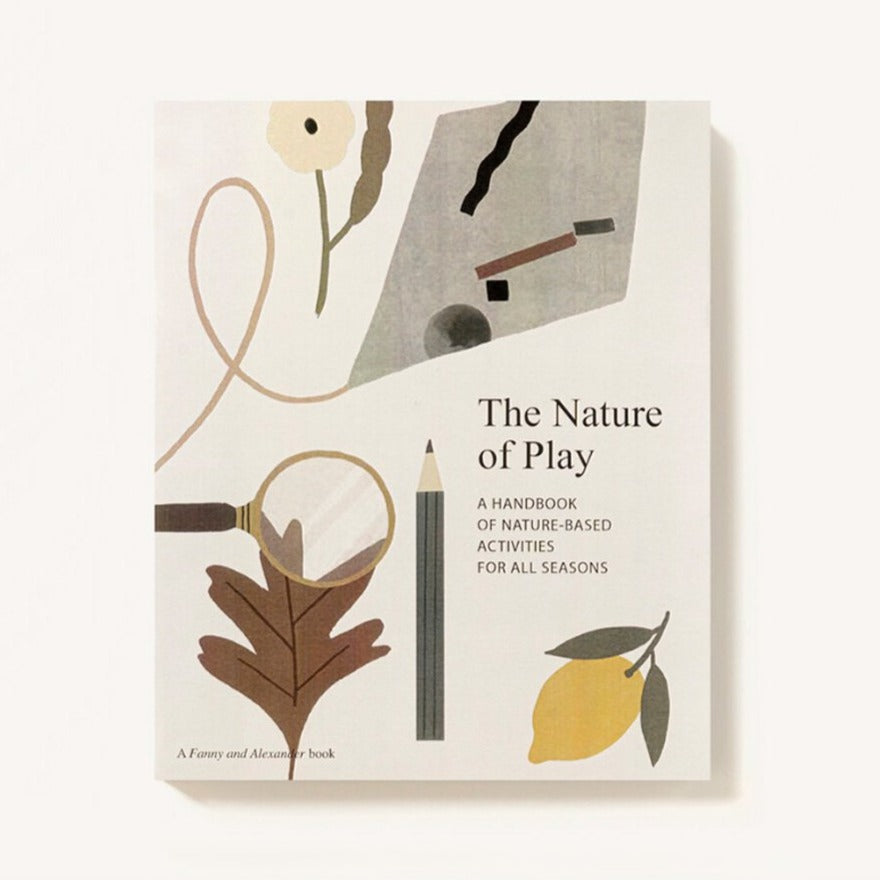 The Nature Of Play Book By Fanny & Alexander