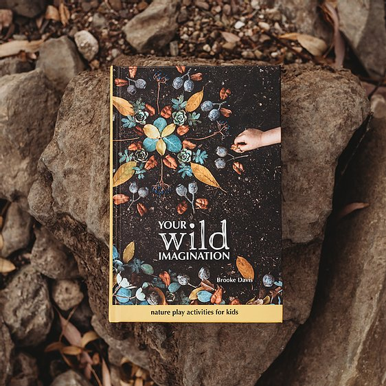 Your Wild Imagination Hardback Activity Book
