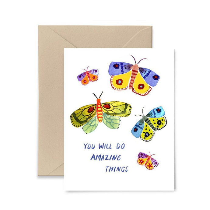 You Will Do Amazing Card by Little Truths Studio | Soren's House