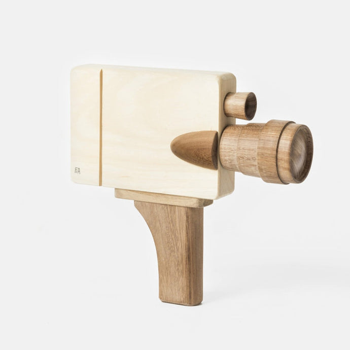 Wooden Film Camera By Fanny & Alexander