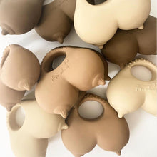 Konges Slojd 'Babs' Teether - Cream