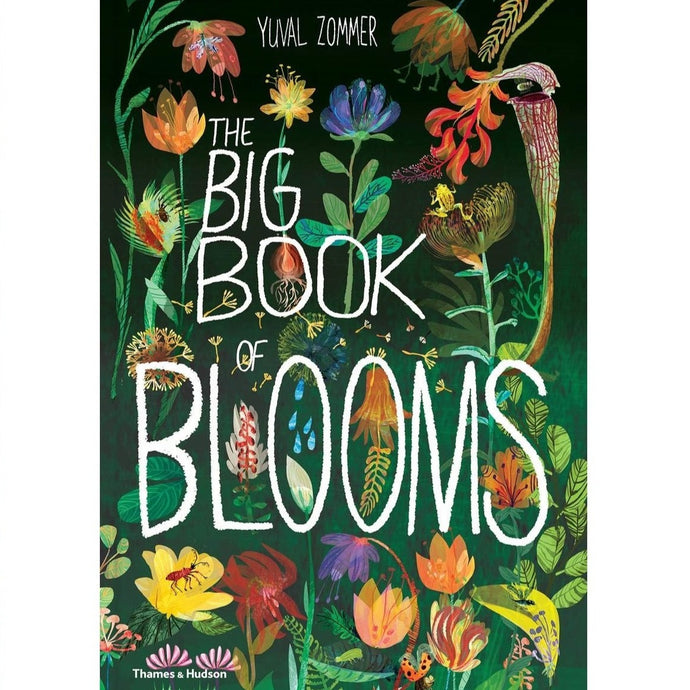 The Big Book Of Blooms - Children's Picture Book