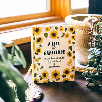 Little Truth's Studio 'Life of Gratitude' Journal | Soren's House