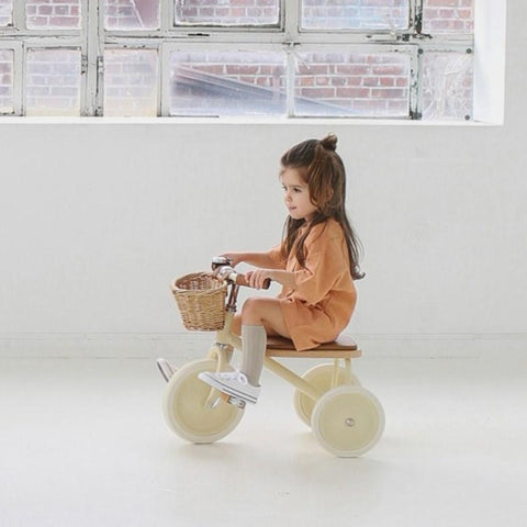 Banwood Trike - Cream