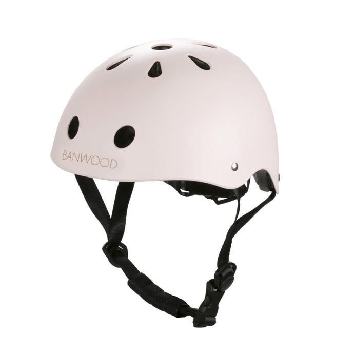 Banwood Classic Junior Bike Helmet - Matte Pink