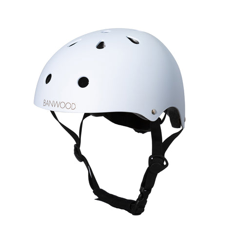 Banwood Classic Junior Bike Helmet - Matte Sky