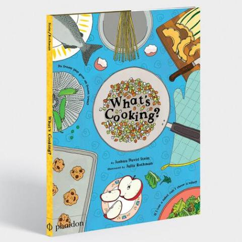 What's Cooking? - Children's Picture Book