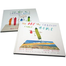 The Crayon Box By Drew Daywalt & Oliver Jeffers | Soren's House