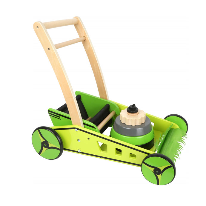 Legler Wooden Lawn Mower Baby Walker