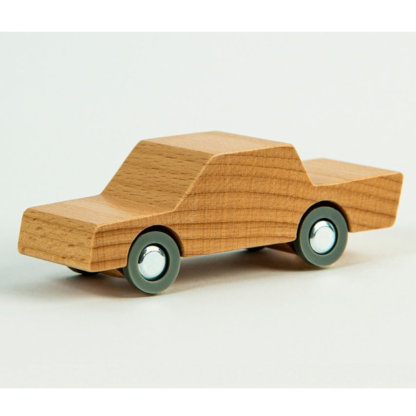 Waytoplay Wooden Toy Car - Woody
