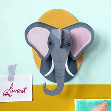 Studio Roof Little Friends 3D Wall Decor - Elephant
