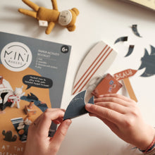 Fabelab Mini Makers Booklet - Lucky Ocean