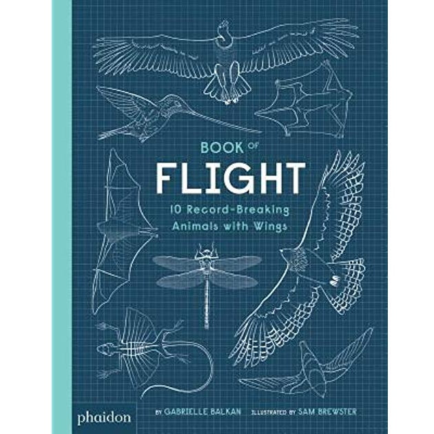 Book Of Flight: 10 Record-Breaking Animals With Wings