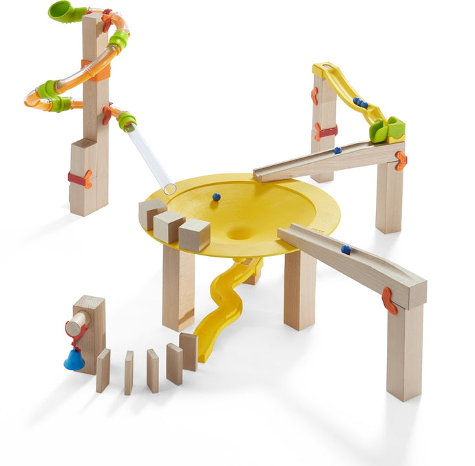 HABA Funnel Jungle Marble Run Starter Set
