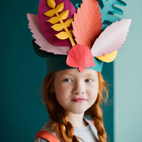 Studio Roof DIY Pop Out Leaves Party Headress