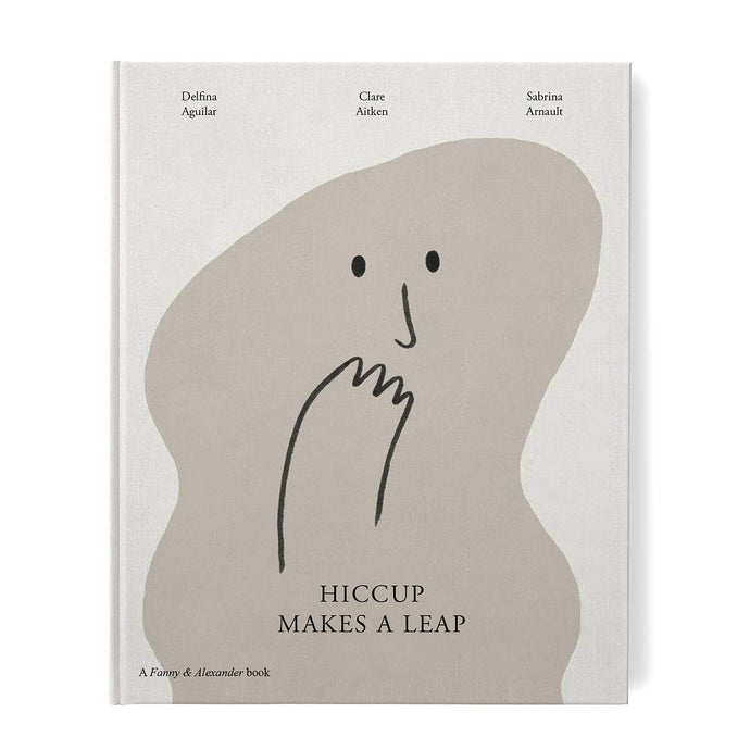 Hiccup Makes A Leap - Children's Hardback Book