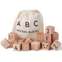 Liewood Lars Wooden Alphabet Blocks | Liewood