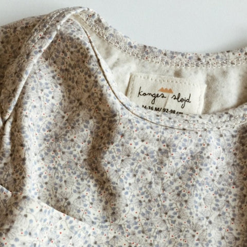 Konges Slojd Organic Baby Body Deux - Melodie