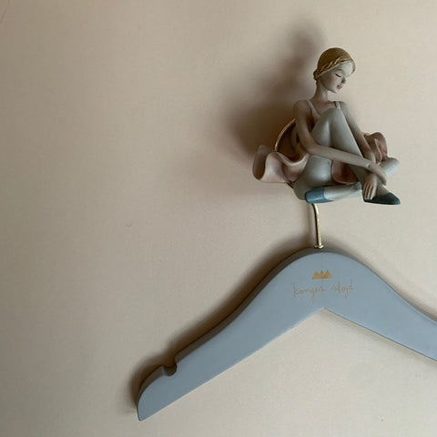 Konges Slojd Wall Hook - Ballerina