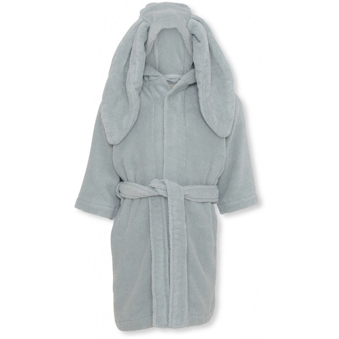 Konges Slojd Organic Terry Bathrobe - French Blue