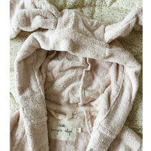 Konges Slojd Organic Terry Bathrobe - Blush
