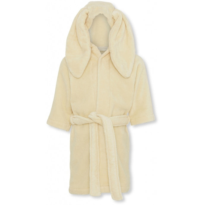 Konges Slojd Organic Terry Bathrobe - Off White