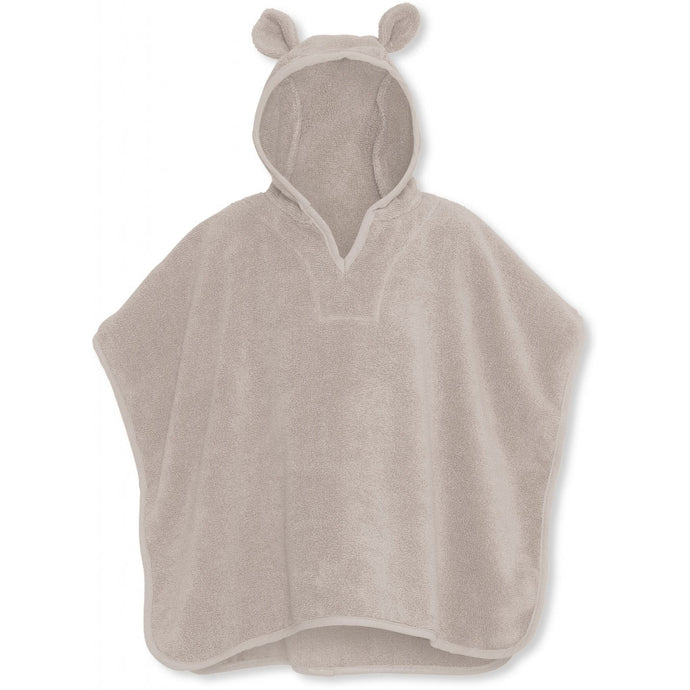 Konges Slojd Organic Terry Poncho - Blush