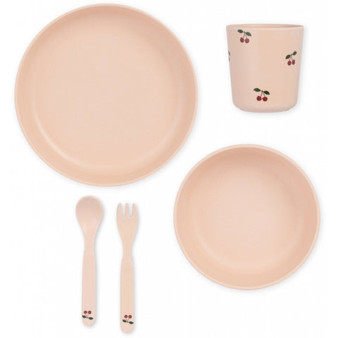 Konges Slojd Dinner Set - Cherry