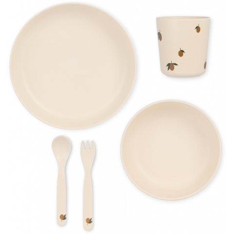 Konges Slojd Dinner Set - Lemon