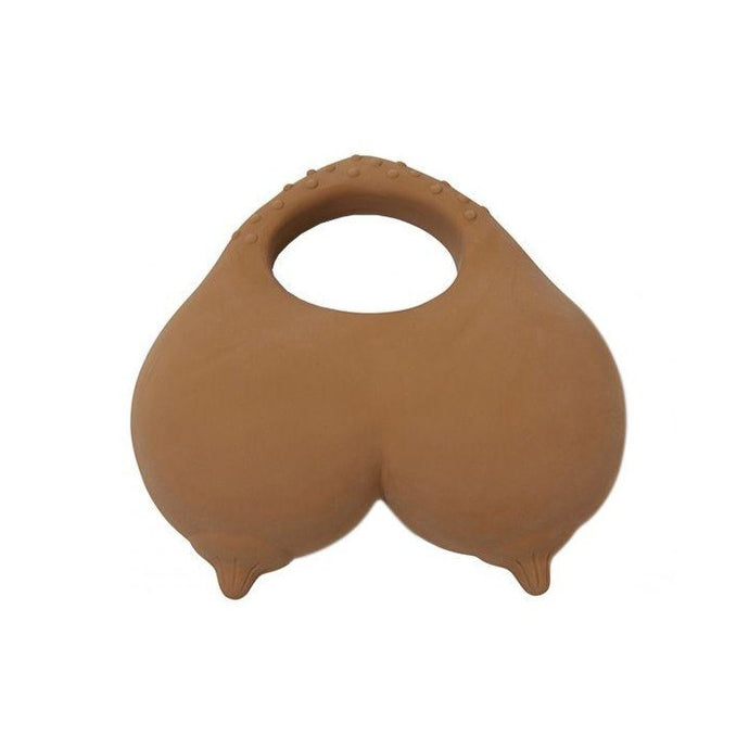 Konges Slojd 'Babs' Teether - Caramel