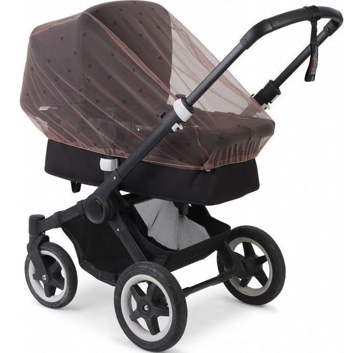 Konges Slojd Pram Mosquito Net - Cherry Blush