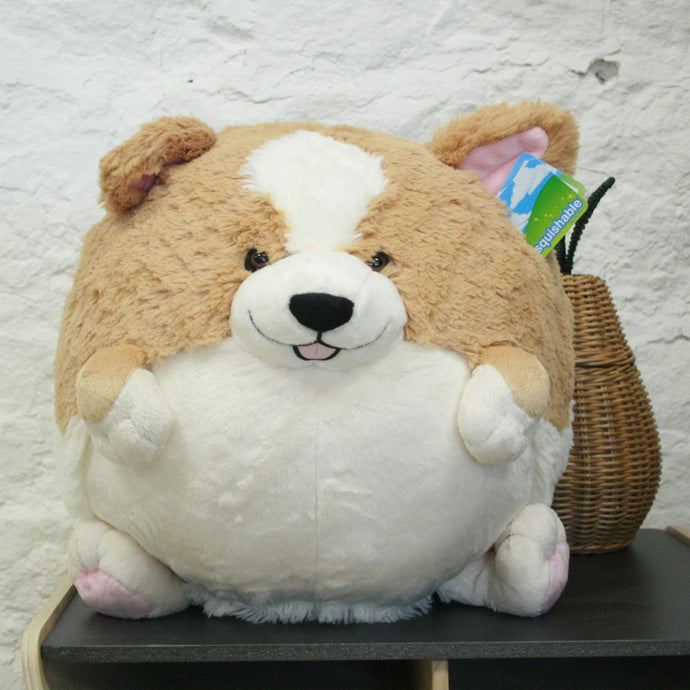Squishable - Large - Corgi