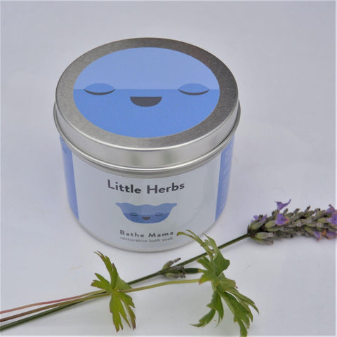 Little Herbs Bathe Mama - 160g Tin