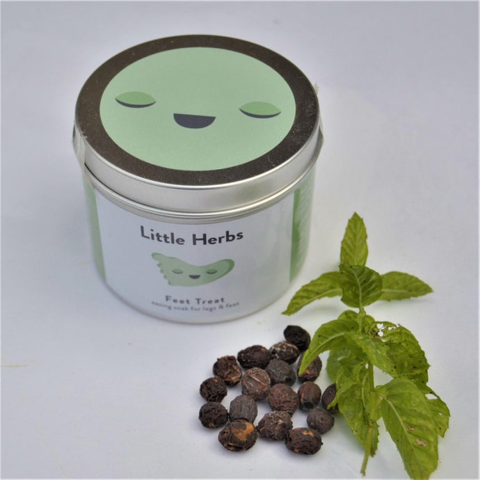 Little Herbs Feet Treat - 160g Tin