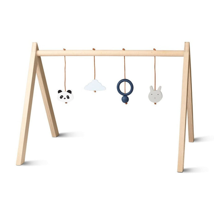 Liewood Wooden Baby Play Gym