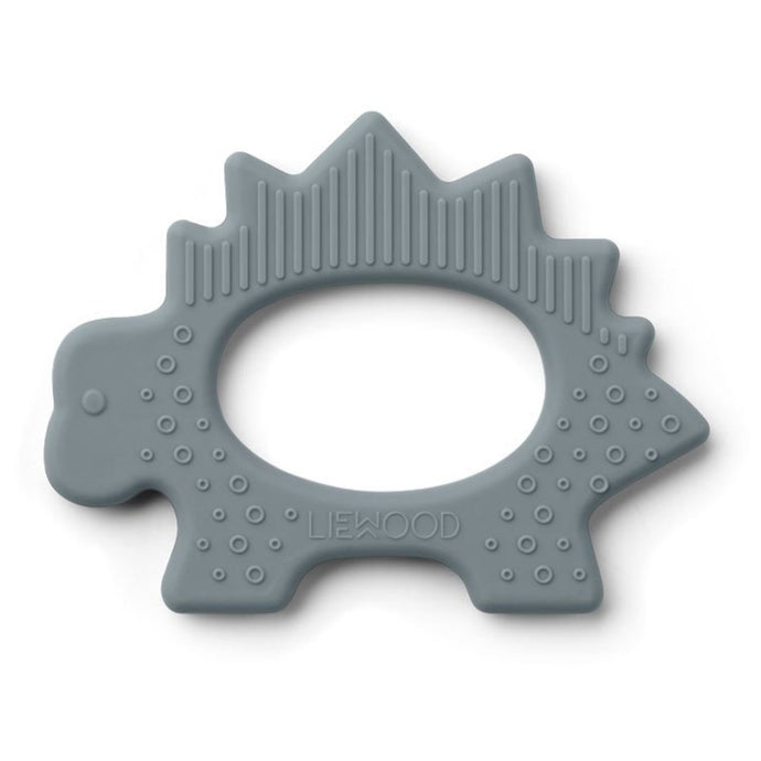 Liewood Gemma Teether - Dino Blue Wave